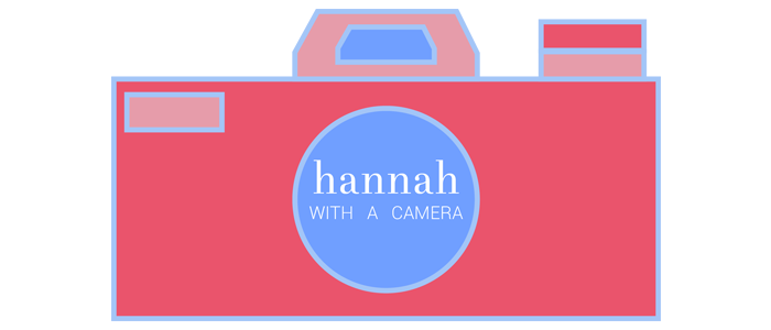 Hannah With A Camera