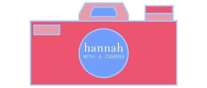 Hannah With A Camera